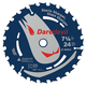 Bosch DCB724B3 Daredevil 7-1/4 in. 24 Tooth Circular Saw Blade (3-Pack)