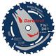 Bosch DCB724B3 Daredevil 7-1/4 in. 24 Tooth Circular Saw Blade (3-Pack)