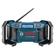 Factory Reconditioned Bosch PB180-RT 18V Lithium-Ion AM/FM Radio with MP3 Compatibility