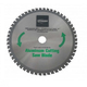 Fein 63502009550 Slugger 9 in. Aluminum Cutting Saw Blade