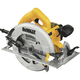 Factory Reconditioned Dewalt DWE575SBR 7-1/4 in. Next Gen Circular Saw Kit with Electric Brake