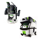 Festool PN574354 Router with CT MINI HEPA 2.6 Gallon Mobile Dust Extractor