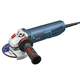 Bosch AG40-11PD 4-1/2 in. 11 Amp High-Performance Angle Grinder with No Lock-On Paddle Switch