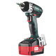Metabo 602196520 SSD18 LT 5.2V 18V Cordless Lithium-Ion 1/4 in. Impact Driver Kit
