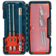 Bosch HC2309 9-Piece SDS-plus Tapcon Anchor Drive Kit
