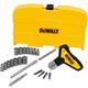 Dewalt DWHT70808 24 Piece Ratcheting T-Handle Socket Set