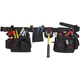 Milwaukee 49-17-0195 33-Pocket 5-Piece Tool Belt