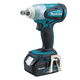Makita BTW251 18V Cordless LXT Lithium-Ion 1/2 in. Impact Wrench Kit