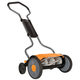 Fiskars 362070-1001 17 in. StaySharp Plus Push Reel Mower