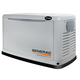 Generac 5886 Guardian Series Air-Cooled 17kW 120/240V Single Phase Aluminum Residential Generator (CARB)