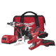 Milwaukee 2490-24 M12 12V Cordless Lithium-Ion 4-Tool Combo with Case