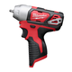 Factory Reconditioned Milwaukee 2461-80 M12 12V Cordless Lithium-Ion 1/4 in. Impact Wrench (Bare Tool)