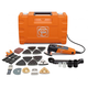 Fein FMM250QTOP MultiMaster Oscillating Tool with Top Kit