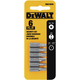 Dewalt DWA1SEC6 6-Piece Security Bit Set