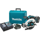 Makita XSS01 18V LXT 3.0 Ah Cordless Lithium-Ion 6-1/2 in. Circular Trim Saw Kit