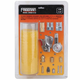 Freeman APWH1414I 16-Piece 1/4 in. x 1/4 in. Industrial Accessory Pack with Hose