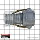 Honda QC-200-DCH 2-in Aluminum Camlock Hose Shank Coupler