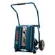 Bosch CET4-20W 2.0 HP 4 Gallon Oil-Lube Angled Twin Tank Wheeled Air Compressor