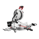 Skil 3821-01 15 Amp 12 in. Compound Miter Saw with Quick Mount System and Laser Cutline