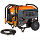 Factory Reconditioned Generac 6433R XT Series 8,000 Watt Electric-Manual Start Portable Generator