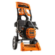 Generac 6595 2,500 PSI 2.3 GPM Residential Gas Pressure Washer