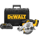 Dewalt DCS391P1 20V MAX Cordless Lithium-Ion 6-1/2 in. Circular Saw Kit