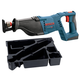 Bosch CRS180BN 18V Cordless Lithium-Ion Reciprocating Saw and Exact-Fit Tool Insert Tray (Bare Tool)