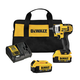 Dewalt DCF883M2 20V MAX XR Cordless Lithium-Ion 3/8 in. Impact Wrench Kit with Hog Ring Anvil