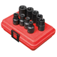 Sunex Tools 2690SE 9-Piece 1/2 in. Drive External Star Impact Socket Set