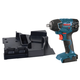 Bosch 24618BN 18V Cordless Lithium-Ion 1/2 in. Square Drive Impact Wrench and Exact-Fit Tool Insert Tray (Bare Tool)