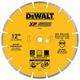 Dewalt DW4716 12 in. x .125 in. Extended Performance Segmented Blade