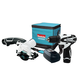 Makita LCT208W 12V MAX Cordless Lithium-Ion 3/8 in. Drill Driver and Circular Saw Combo Kit