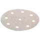 Festool 495991 5 In. P80-Grit Brilliant 2 Abrasive Sheet 10-Pack