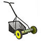 Sun Joe MJ500M Mow Joe 16 in. Manual Reel Mower with Grass Catcher
