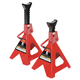 Sunex Tools 1006 6 Ton Jack Stands (Pair)