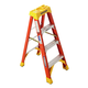Werner 6204 4 ft. Type IA Fiberglass Step Ladder