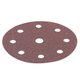 Festool 496623 6 In. P80-Grit Saphir Abrasive Sheet 5-Pack