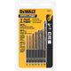 Dewalt DD5057 7-Piece Impact Ready Drill Bit Set