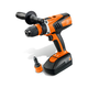 Fein 71160861090 18V Brushless Cordless Lithium-Ion Compact Drill Driver with Interchangeable Chuck