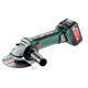 Metabo 600404620 18V 5.2 Ah Cordless Lithum-Ion 6 in. Angle Grinder Kit