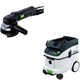 Festool PAC570789 4-1/2 in. Rotary Sander with CT 36 AC 9.5 Gallon Mobile Dust Extractor