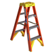 Werner T6204 4 ft. Type IA Fiberglass Twin Ladder