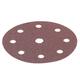 Festool 496622 6 In. P50-Grit Saphir Abrasive Sheet 5-Pack