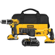 Dewalt DCK282D2 20V MAX Cordless Lithium-Ion Hammer Drill and Reciprocating Saw Combo Kit