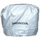 Honda 08P57-Z22-300 EM5000/EM6500 Series Generator Cover (Silver)