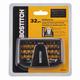 Bostitch BTMT72275 32-Piece Bit Wrench Set