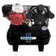Industrial Air IHA9093080.ES 9 HP 30 Gallon Oil-Lubricated Gas Air Compressor with Electric Start
