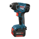 Factory Reconditioned Bosch 25614-01-RT 14.4V Cordless Lithium-Ion 1/4 in. Impact Driver with FatPack Batteries