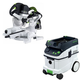 Festool PAC561287 Kapex Sliding Compound Miter Saw with CT 36 AC AutoClean 9.5 Gallon Mobile Dust Extractor