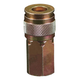 Bostitch BTFP72321 Universal Series 1/4 in. Push-To-Connect Coupler with 1/4 in. NPT Female Thread